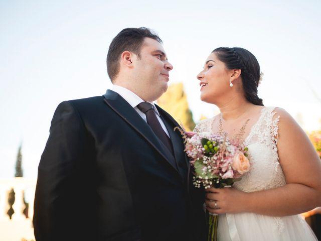 La boda de Eloy y Ana en Motril, Granada 25