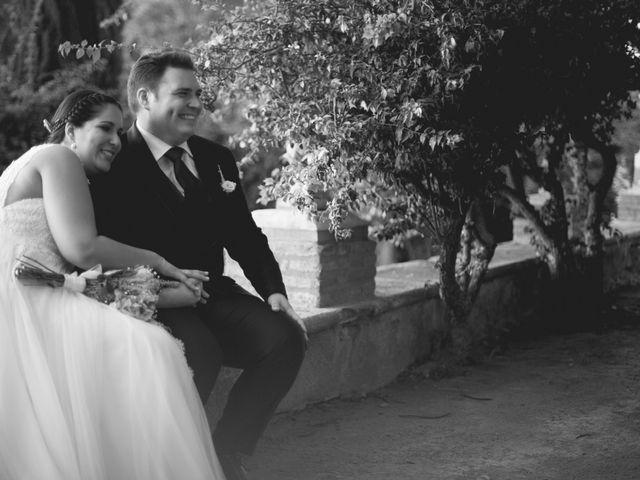 La boda de Eloy y Ana en Motril, Granada 34
