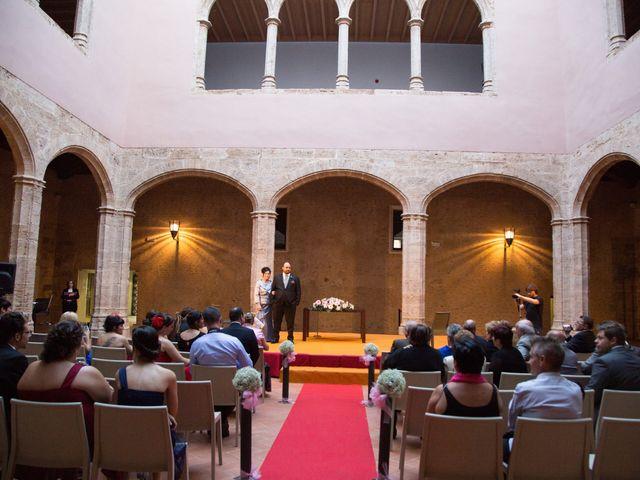 La boda de Eduardo y Jessica en Alaquàs, Valencia 9