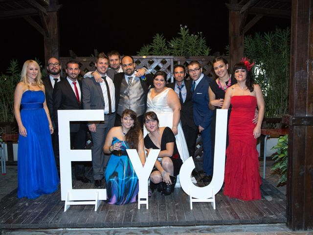 La boda de Eduardo y Jessica en Alaquàs, Valencia 15
