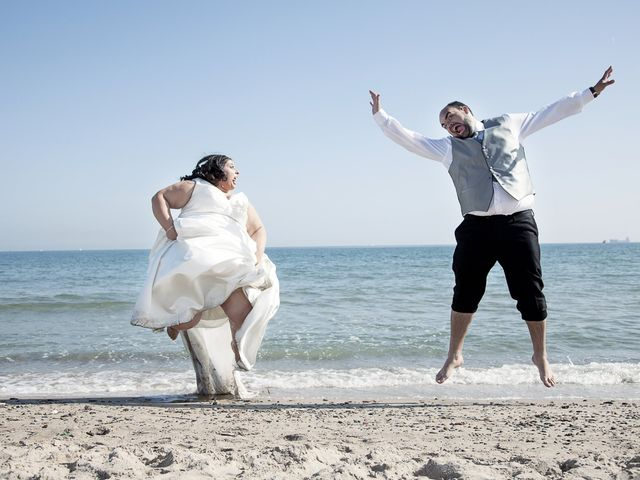 La boda de Eduardo y Jessica en Alaquàs, Valencia 27