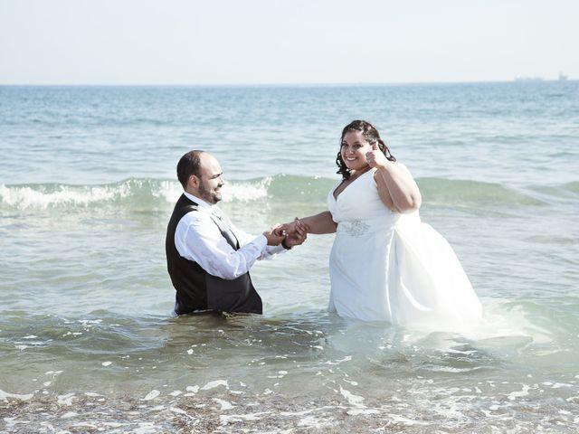 La boda de Eduardo y Jessica en Alaquàs, Valencia 28
