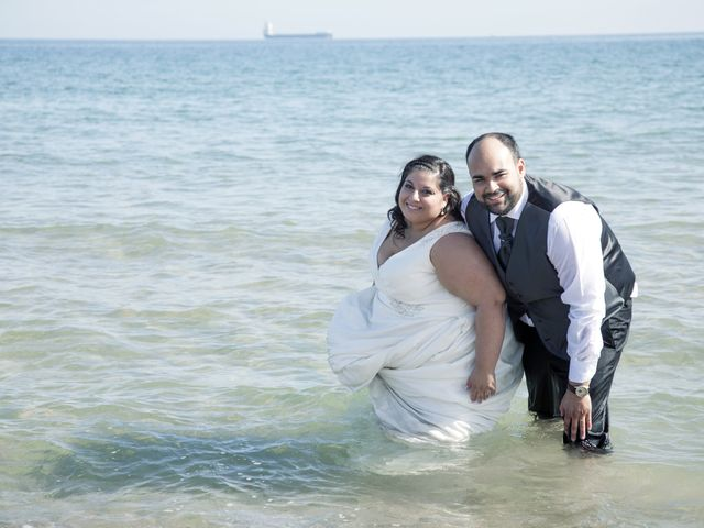 La boda de Eduardo y Jessica en Alaquàs, Valencia 29