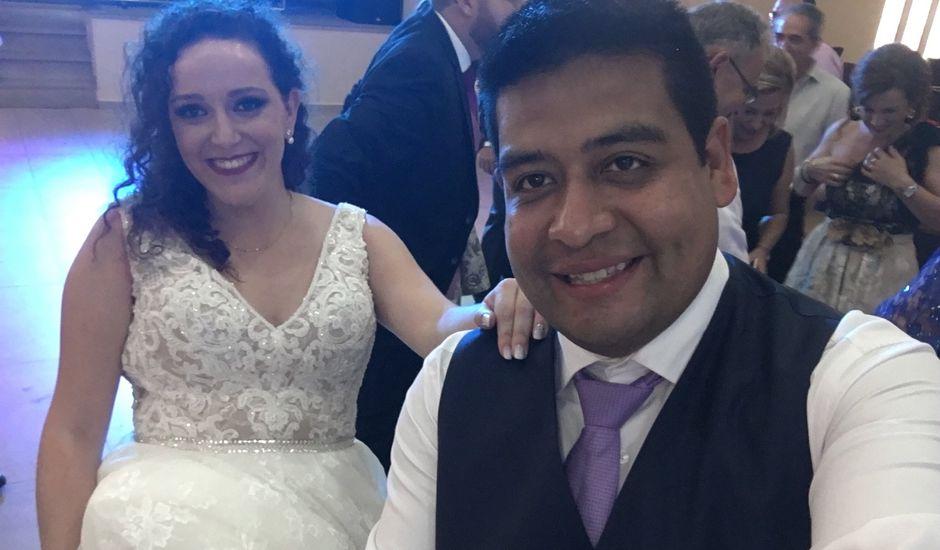 La boda de Omar y Teresa en Gandia, Valencia