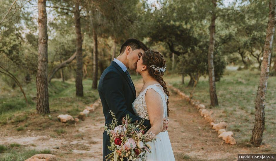 La boda de Adrian y Noelia en Almansa, Albacete
