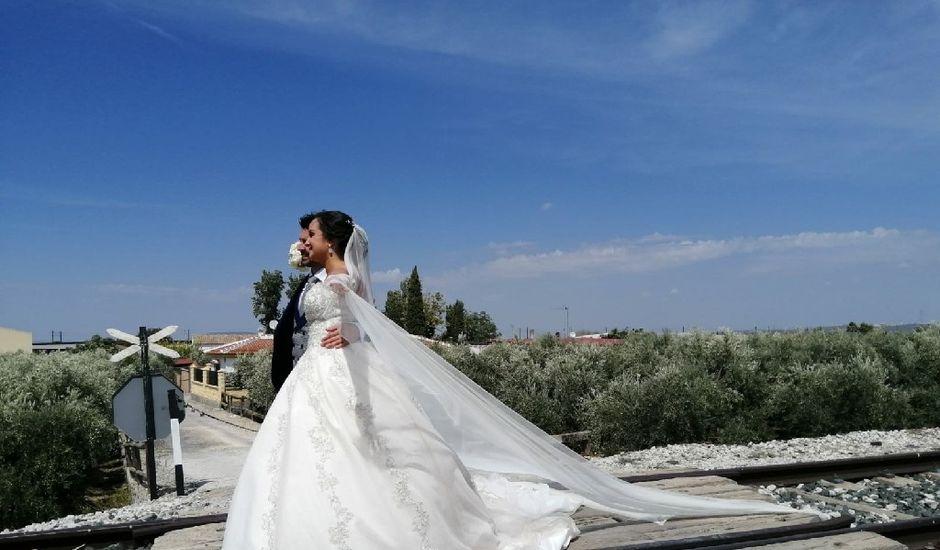 La boda de José y Verónica en Antequera, Málaga