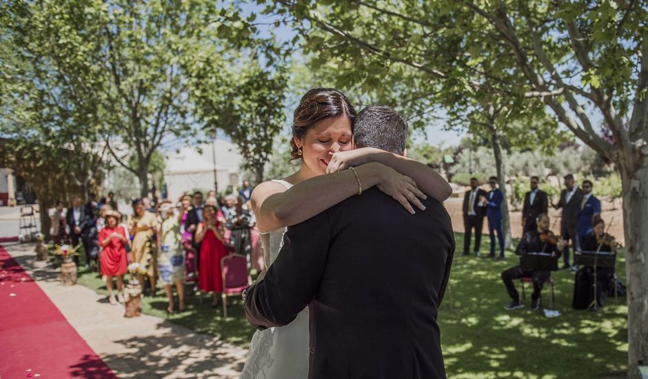 La boda de Eugenio y Sonia en Pedro Muñoz, Ciudad Real