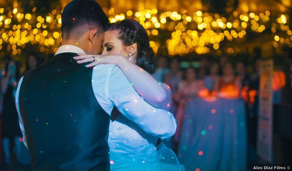 La boda de Tania y Jose Luis en Aranjuez, Madrid