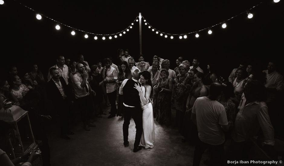 La boda de Fran y Maria en San Francisco Javier, Las Palmas