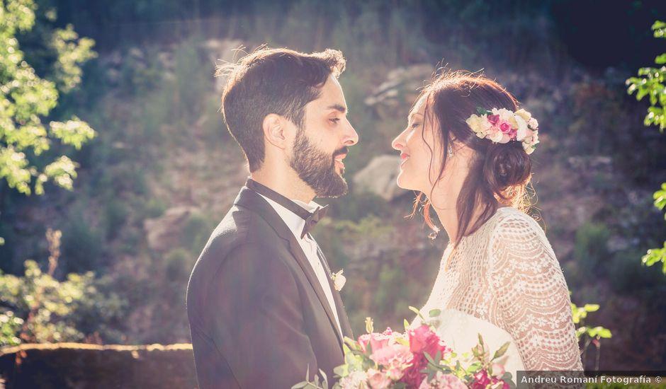 La boda de Silvia y Carlos en Santiago De Compostela, A Coruña