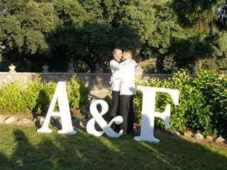 La boda de Alfredo y Francisco