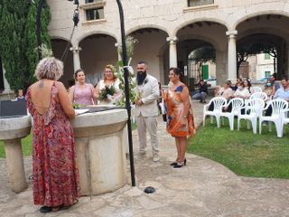 La boda de Marga y Juan Carlos 1