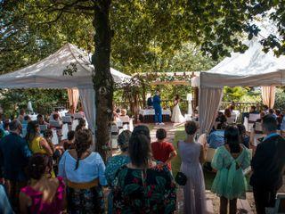 La boda de Jugatx y Jon