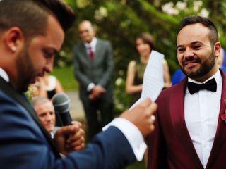 La boda de Aitor y Jordi 2