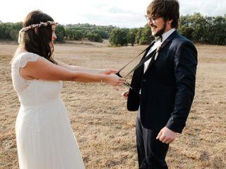 La boda de Alba y Victor