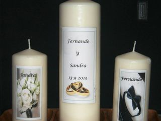 La boda de Sandra y Fernando 1