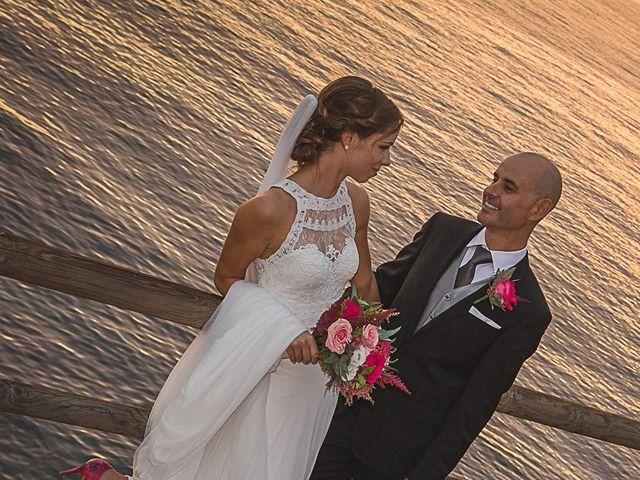 La boda de Jose y Aga en Benajarafe, Málaga 35