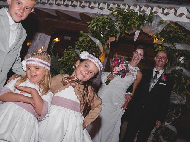 La boda de Jose y Aga en Benajarafe, Málaga 36