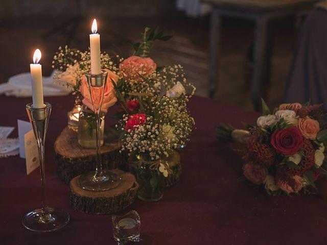 La boda de Jose y Aga en Benajarafe, Málaga 43