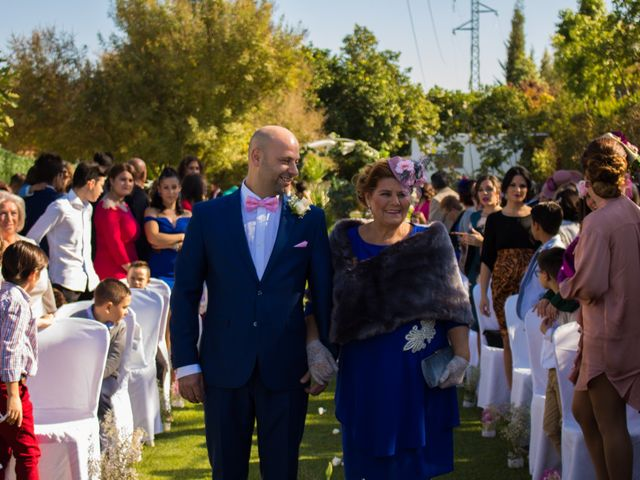 La boda de Juanma  y Maca en La Algaba, Sevilla 1