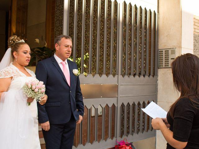 La boda de Juanma  y Maca en La Algaba, Sevilla 2