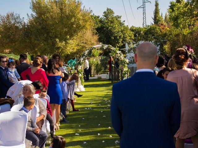 La boda de Juanma  y Maca en La Algaba, Sevilla 3