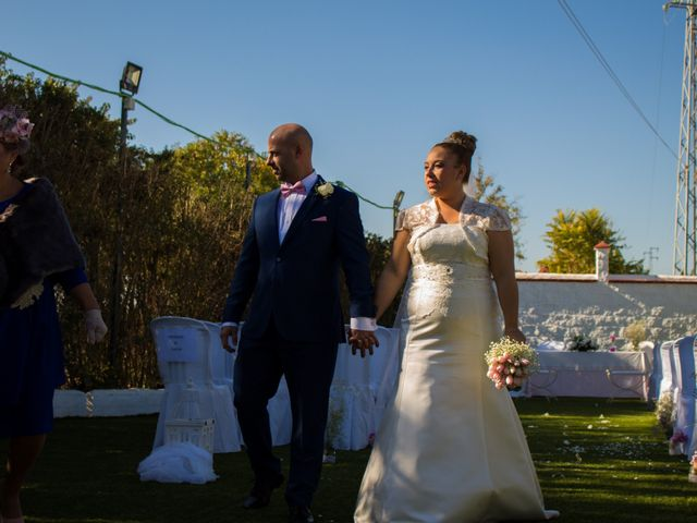La boda de Juanma  y Maca en La Algaba, Sevilla 4