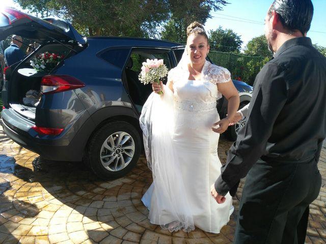 La boda de Juanma  y Maca en La Algaba, Sevilla 6