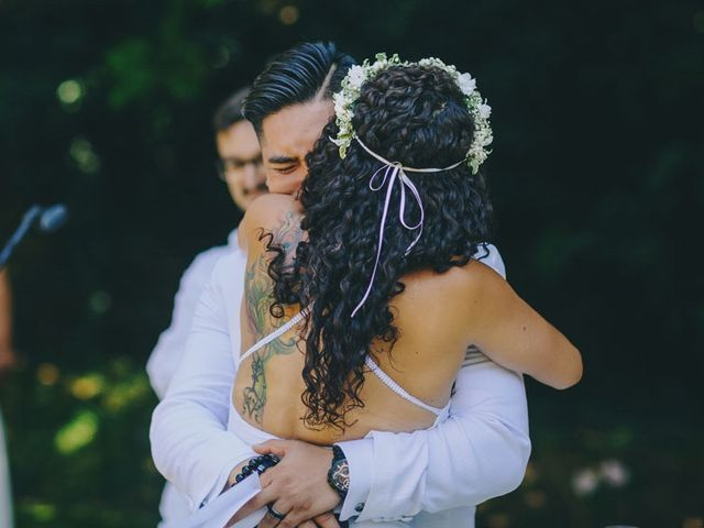 La boda de Min y Letty en Villasevil, Cantabria 78