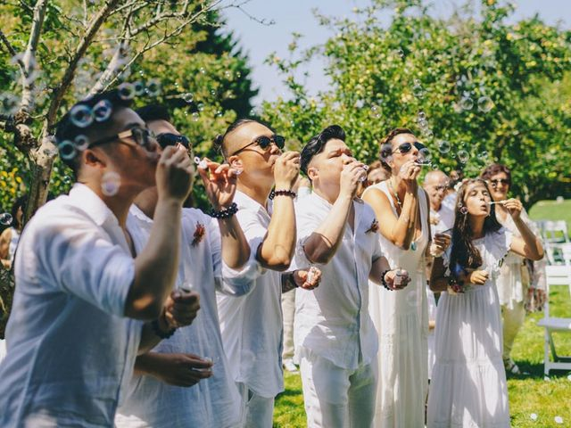 La boda de Min y Letty en Villasevil, Cantabria 85