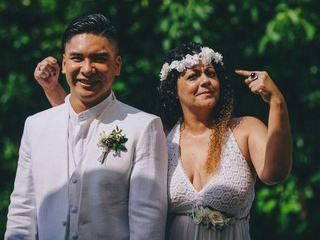 La boda de Min y Letty en Villasevil, Cantabria 98