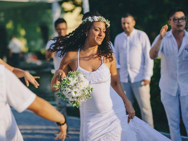 La boda de Min y Letty en Villasevil, Cantabria 123