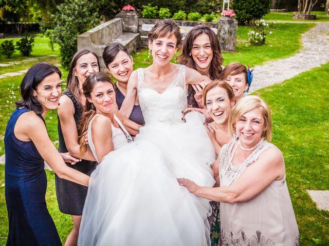 La boda de Sergio y María en Vigo, Pontevedra 10
