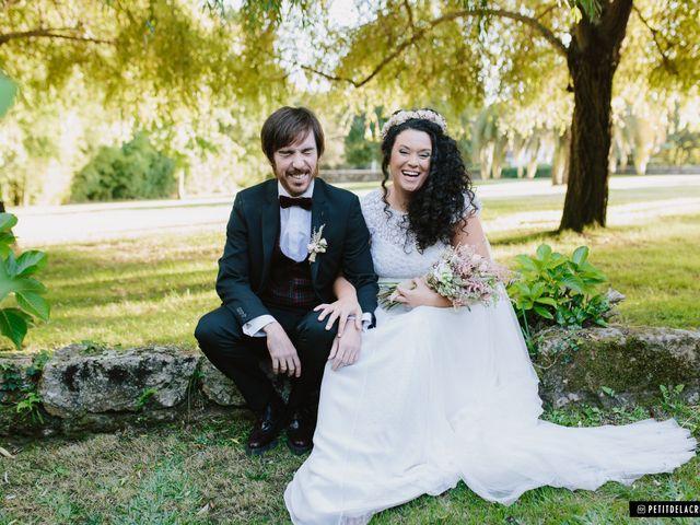 La boda de Luci y Lele