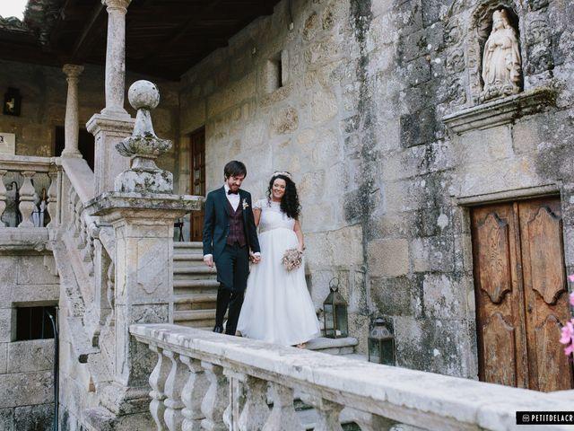 La boda de Lele y Luci en Nigran, Pontevedra 6