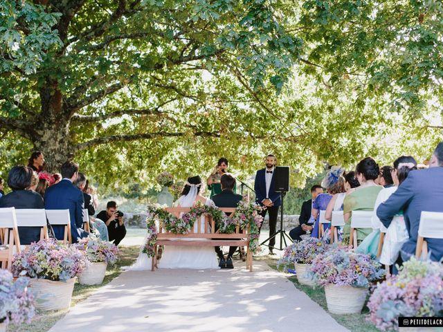La boda de Lele y Luci en Nigran, Pontevedra 8