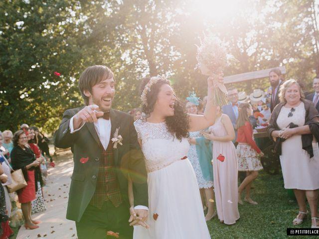 La boda de Lele y Luci en Nigran, Pontevedra 10