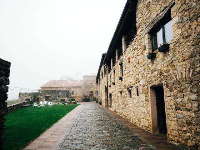 La boda de Aleix y Martina en Camprodon, Girona 2
