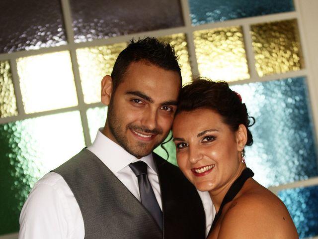La boda de Alessio y Ornella en Madrid, Madrid 7