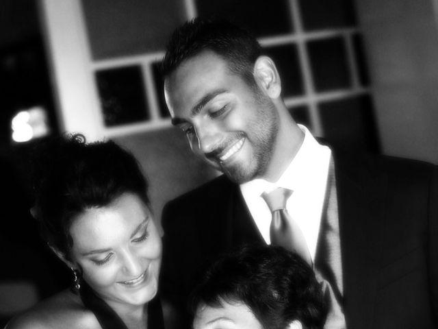 La boda de Alessio y Ornella en Madrid, Madrid 17