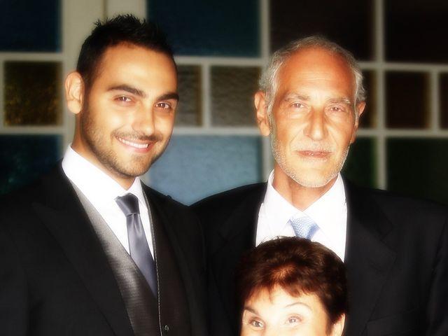 La boda de Alessio y Ornella en Madrid, Madrid 22