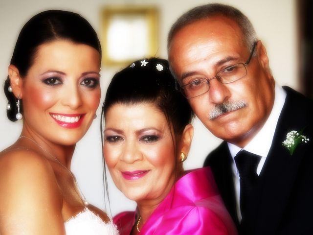 La boda de Alessio y Ornella en Madrid, Madrid 1