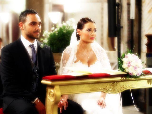 La boda de Alessio y Ornella en Madrid, Madrid 44