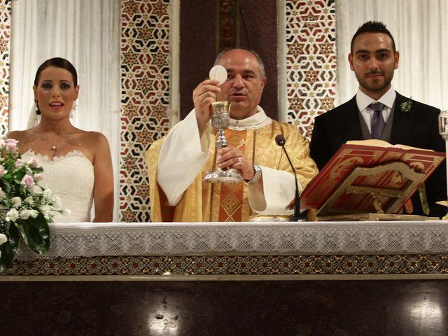 La boda de Alessio y Ornella en Madrid, Madrid 46