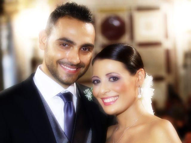 La boda de Alessio y Ornella en Madrid, Madrid 47