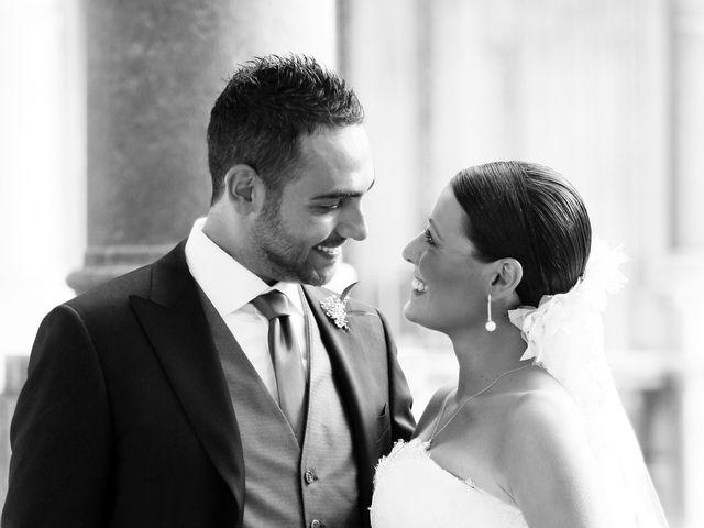 La boda de Alessio y Ornella en Madrid, Madrid 48