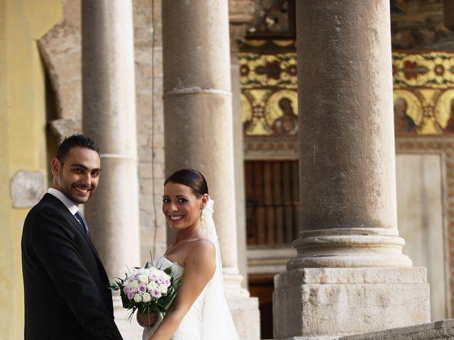 La boda de Alessio y Ornella en Madrid, Madrid 49