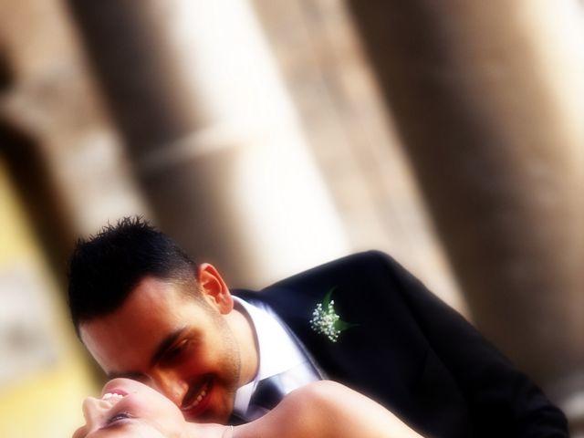 La boda de Alessio y Ornella en Madrid, Madrid 50