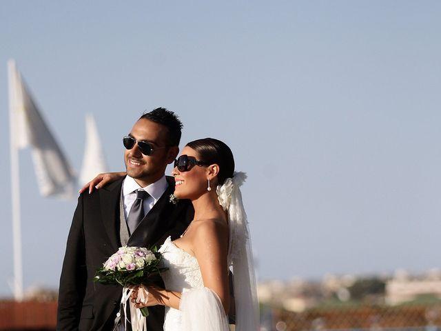La boda de Alessio y Ornella en Madrid, Madrid 52
