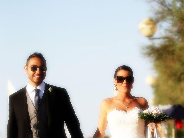 La boda de Alessio y Ornella en Madrid, Madrid 53